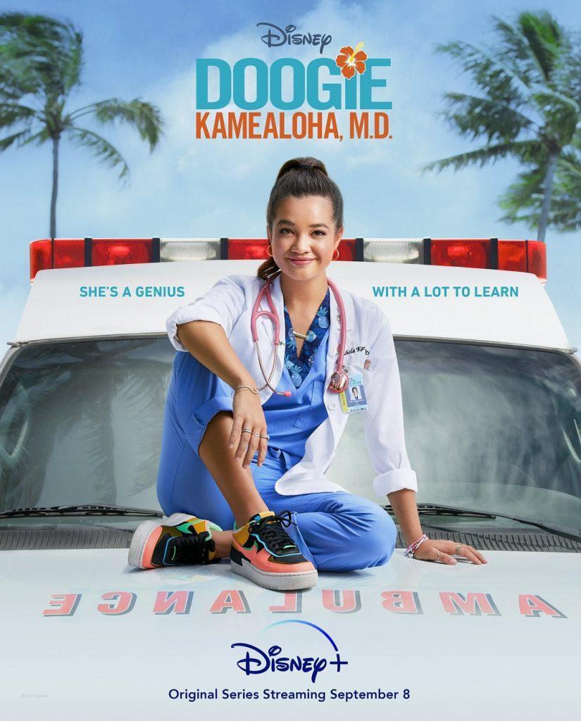 Doogie Kamealoha, M.D.   Versão feminina de 'Tal Pai, Tal Filho' chega em  setembro ao Disney+