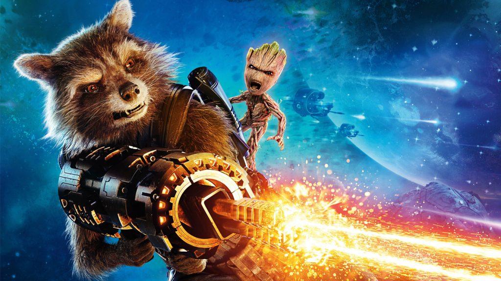 Rocket-Raccoon-passado-1024x576 Cicatrizes e passado de Rocket serão explicados em Guardiões da Galáxia Vol. 3