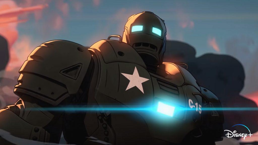 Novo clipe de What If...? tem Steve Rogers como o Homem de Ferro
