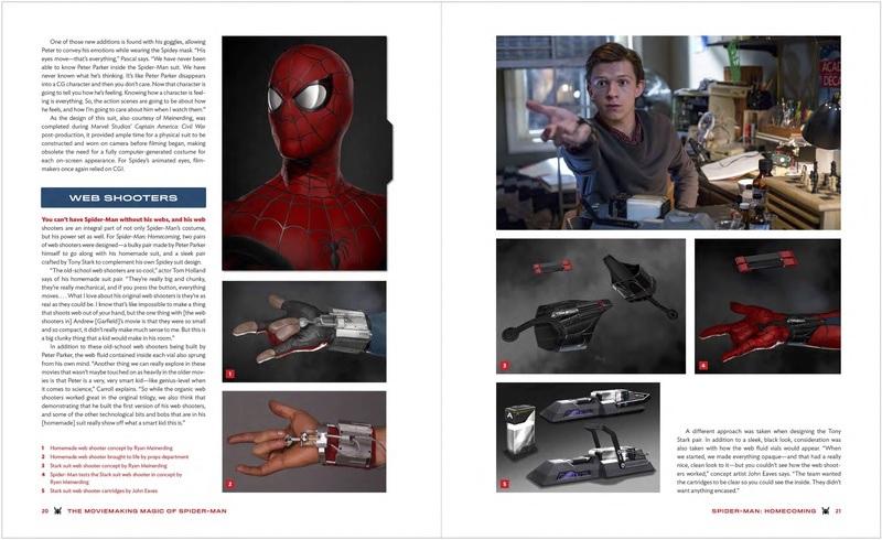 The-Moviemaking-Magic-of-Marvel-Studios-Spider-Man. Tom Holland critica o Homem-Aranha de Andrew Garfield em entrevista