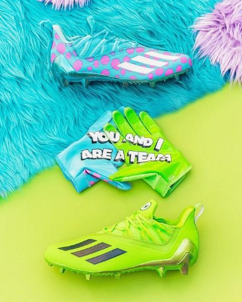 Adidas-Monstros-SA-Pixar-3 Montros S.A.: Adidas lança coleção em comemoração aos 20 anos do filme da Pixar