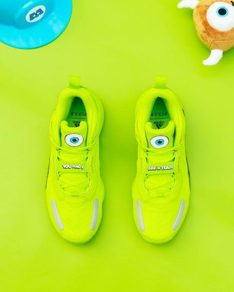 Adidas-Monstros-SA-Pixar-4 Montros S.A.: Adidas lança coleção em comemoração aos 20 anos do filme da Pixar