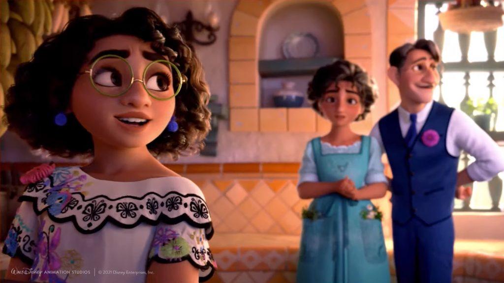 Disney-Encanto-Novas-Imagens-1024x576 Encanto: Novas informações e imagens do filme são divulgadas em evento; confira!