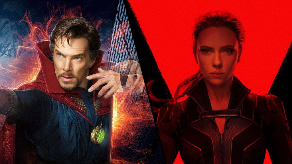 Doutor-Estranho-Viuva-Negra-1024x576 Benedict Cumberbatch se pronuncia sobre o processo de Scarlett Johansson