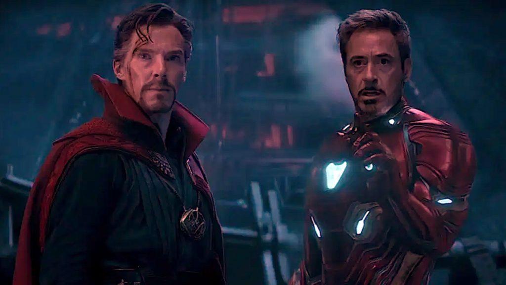Doutor-Estranho-e-Homem-de-Ferro-1024x576 Nem Tony Stark, nem Peter Parker. O novo amigo do Doutor Estranho é um Bárbaro muito conhecido