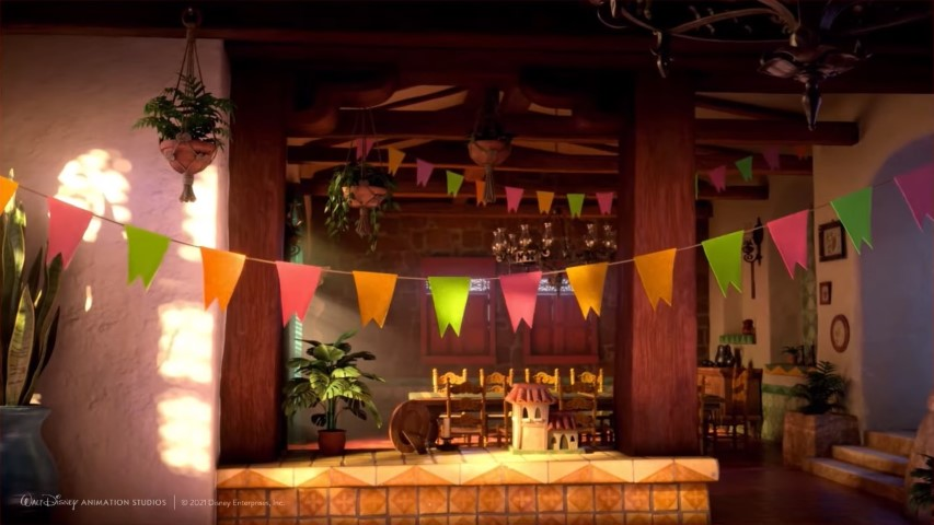 Encanto-Disney-1 Encanto: Novas informações e imagens do filme são divulgadas em evento; confira!