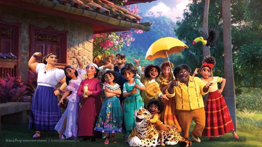 Encanto-Disney-2 Encanto: Novas informações e imagens do filme são divulgadas em evento; confira!