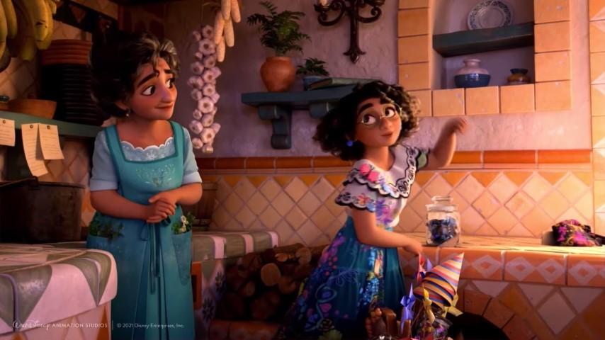 Encanto-Disney-5 Encanto: Novas informações e imagens do filme são divulgadas em evento; confira!
