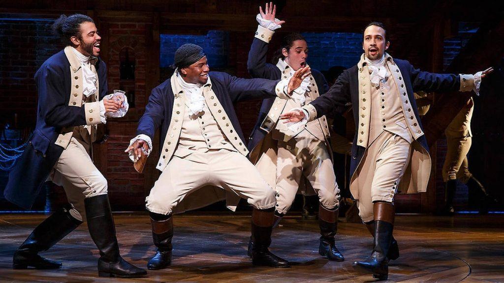 Hamilton-Emmy-1024x576 Hamilton, o musical do Disney+, ganha prêmio na segunda noite do Emmy Awards