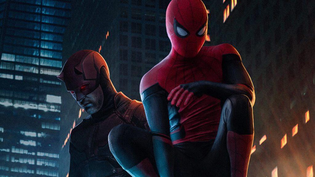 Homem-Aranha-Demolidor-1024x576 Nova versão do trailer de Homem-Aranha 3 acaba com dúvidas sobre aparição do Demolidor