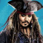Johnny Depp diz que interpretaria Jack Sparrow em festas para continuar com o personagem