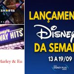 Veja a lista com os lançamentos da semana no Disney+ (13 a 19/09)