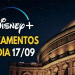 Veja as 6 novidades de hoje no Disney+, incluindo o show Broadway Hits At London's Royal Albert Hall