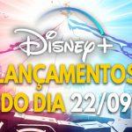 Star Wars: Visions chegou! Confira os lançamentos desta quarta-feira no Disney+ (22/09)