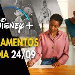 Confira os lançamentos desta sexta-feira no Disney+ (24/09)
