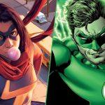 Marvel pode lançar sua própria versão do Lanterna Verde em Ms. Marvel