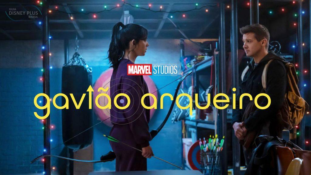 Pagina-Gaviao-Arqueiro-DisneyPlus-1024x576 Gavião Arqueiro estabeleceu um novo recorde para a Marvel Studios e Disney+