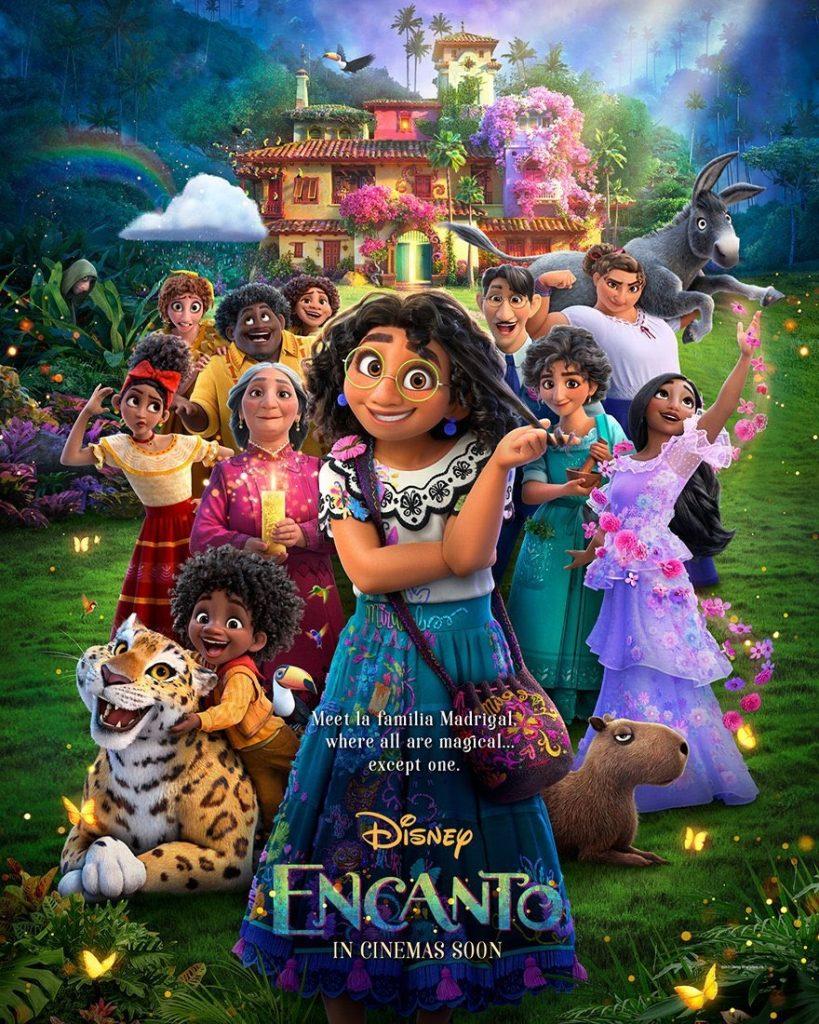 Poster-Encanto-2-29-09-ingles-819x1024 Saiu o novo trailer de 'Encanto', próximo lançamento da Disney dos cinemas