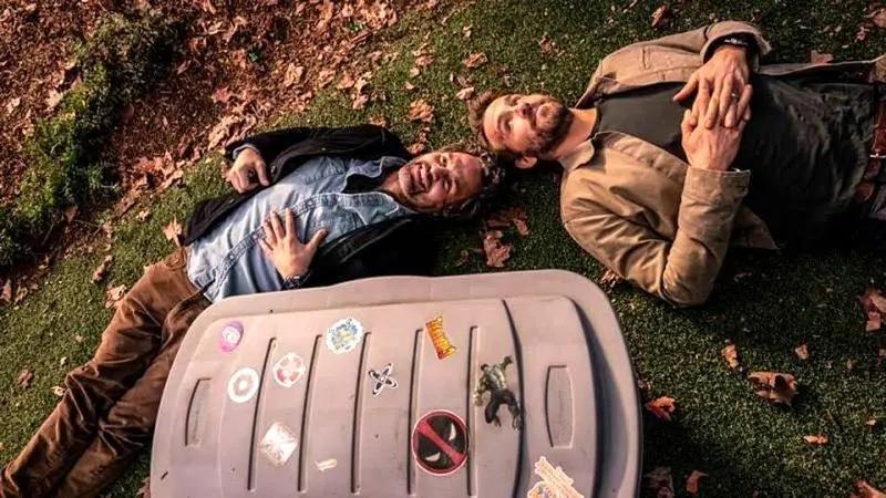The-Adam-Project-Netflix Easter egg em novo filme da Netflix tem Deadpool e Bruce Banner, o Hulk