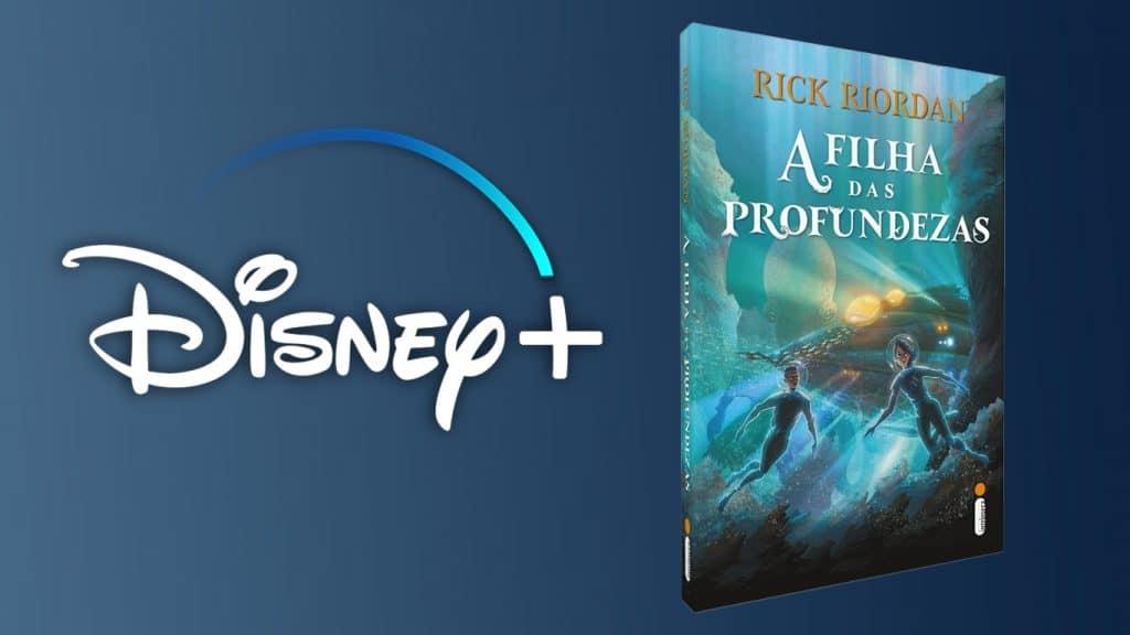 A-Filha-das-Profundezes-Disney-Plus-1024x576 Novo livro de Rick Riordan, autor de Percy Jackson, vai virar filme no Disney+