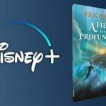 Novo livro de Rick Riordan, autor de Percy Jackson, vai virar filme no Disney+