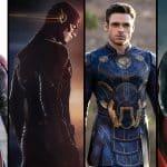 Eternos terá suas próprias versões de Flash e Super-Homem nos cinemas
