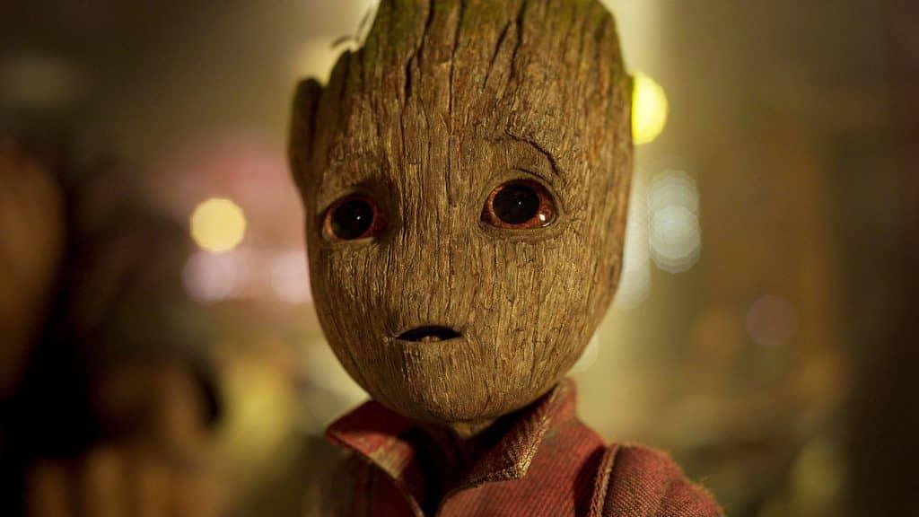 Groot-Guardioes-da-Galaxia-1024x576 Diretor responde fãs sobre aparência de Groot em Guardiões da Galáxia Vol. 3