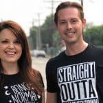 Rivais de Halloweentown, franquia clássica da Disney, são um casal na vida real