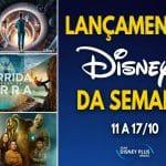 Veja a lista com os próximos lançamentos do Disney+ na semana (11 a 17/10)