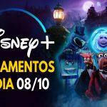 Os Muppets chegaram para o Halloween do Disney+; veja as novidades desta sexta-feira (08/10)