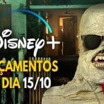 Veja as estreias de hoje no Disney+, incluindo o inédito 'Uma Múmia no Halloween'