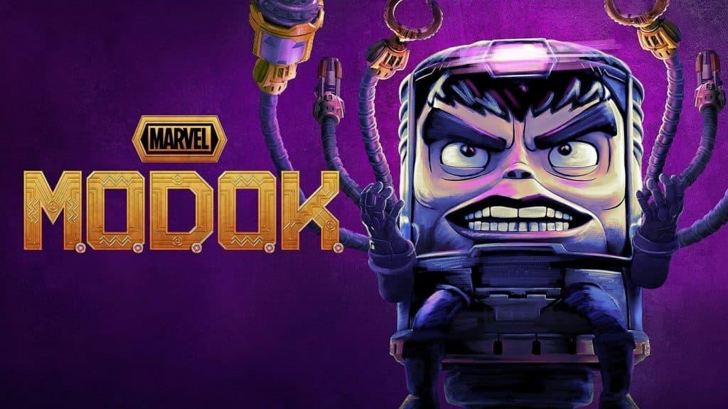 Marvel-MODOK-Star-Plus-1024x576 M.O.D.O.K.   Série em stop motion da Marvel ganha data de estreia no Star+
