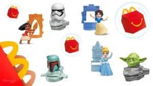 McDonalds-Princesas-e-Star-Wars