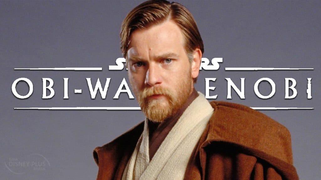 """Obi-Wan-Kenobi-Ewan-McGregor-1024x576 Ator de Obi-Wan Kenobi revela """"momento estranho"""" com Ewan McGregor no set"""