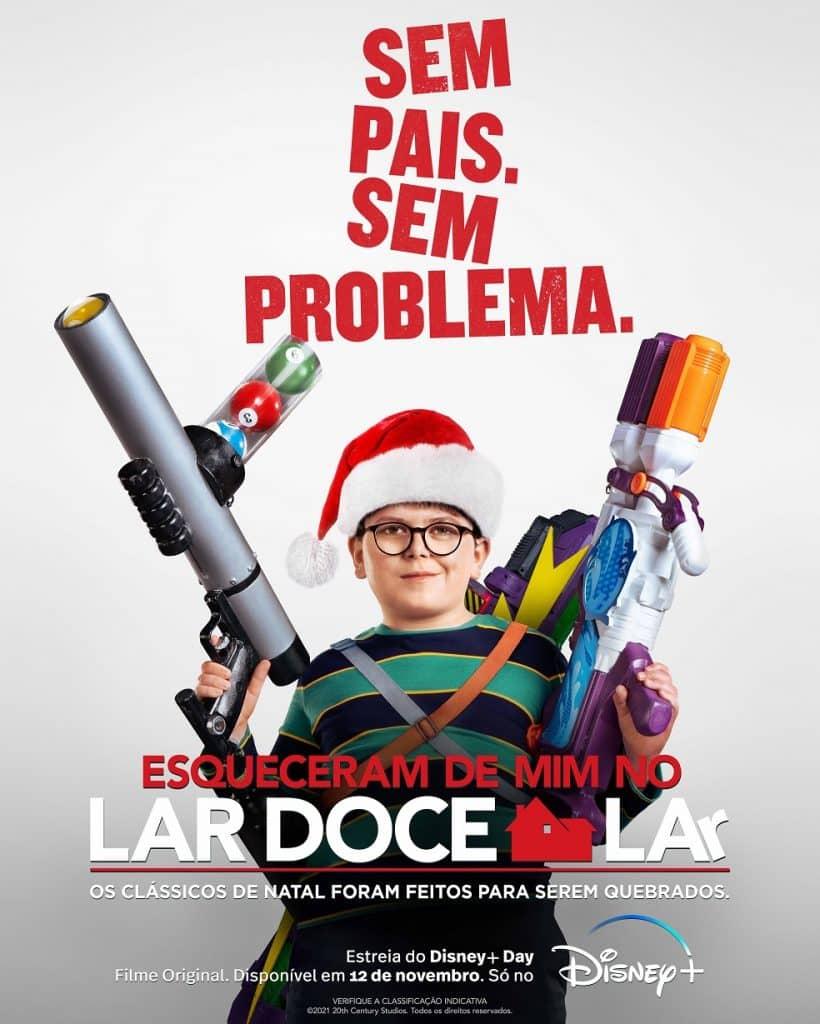 Poster-Esqueceram-de-Mim-no-Lar-Doce-Lar-820x1024 Esqueceram de Mim no Lar Doce Lar   Disney divulga primeiro trailer do reboot
