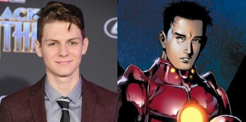 Rapaz-de-Ferro-Ty-Simpkins Conheça os possíveis 10 Jovens Vingadores já escalados pela Marvel