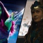 Salma Hayek pede à Marvel para atuar ao lado de Zoe Saldana no MCU