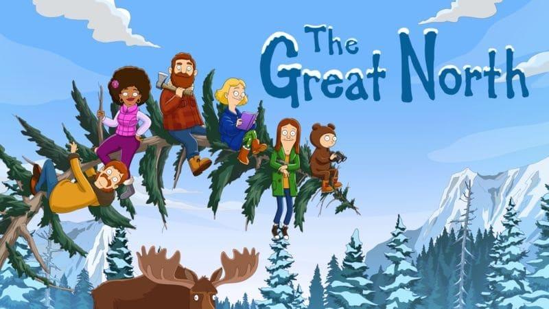 The-Great-North-StarPlus The Great North e 5ª Temporada de Station 19 estão entre os lançamentos de hoje do Star+ (13/10)