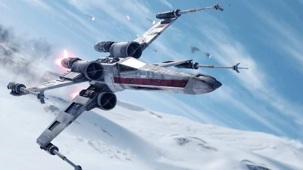 X-Wing-Star-Wars-Replica-1024x576 Star Wars: Russos constroem incrível réplica de uma X-Wing em tamanho real