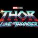 Marvel Thor Amor e Trovão
